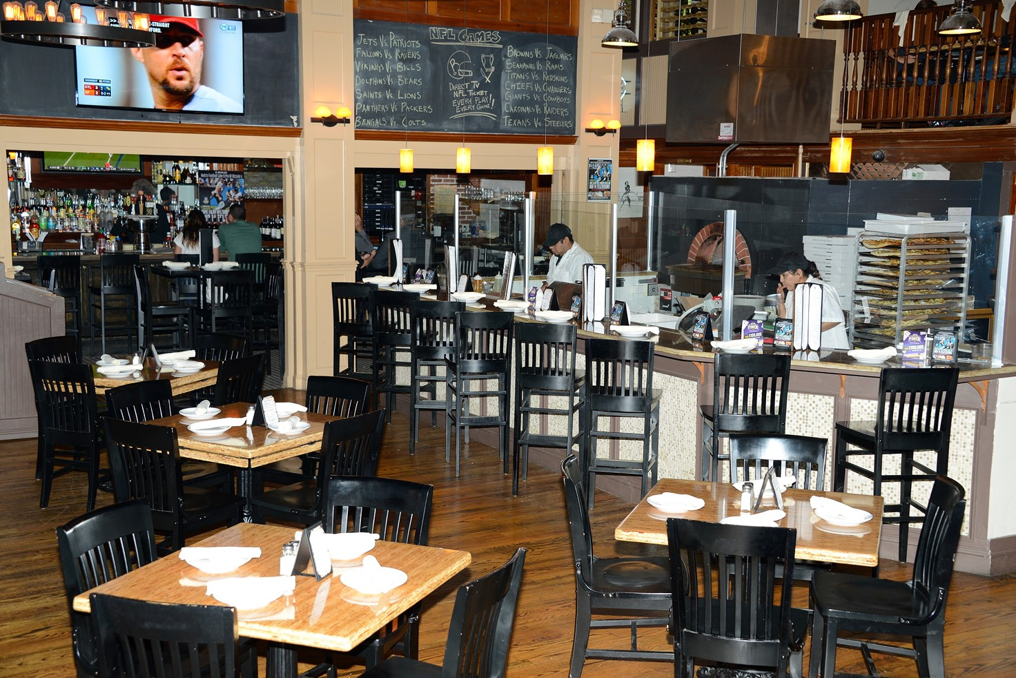 rizzuto's of stamford rebrands itself as a sports bar—and